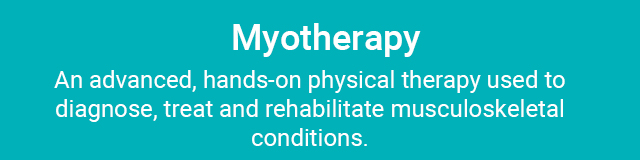 Myotherapy an advanced hands-on physical therapy used to treat musculoskeletal issues