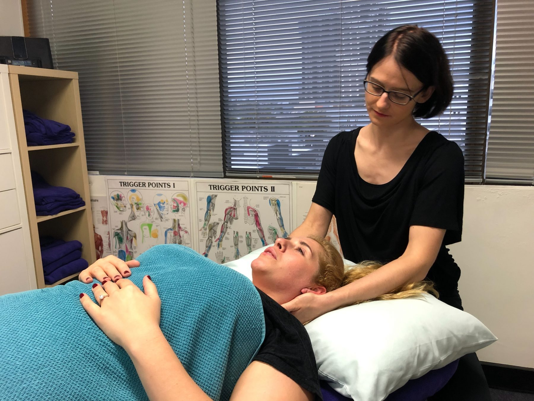 Remedial Massage and pain management