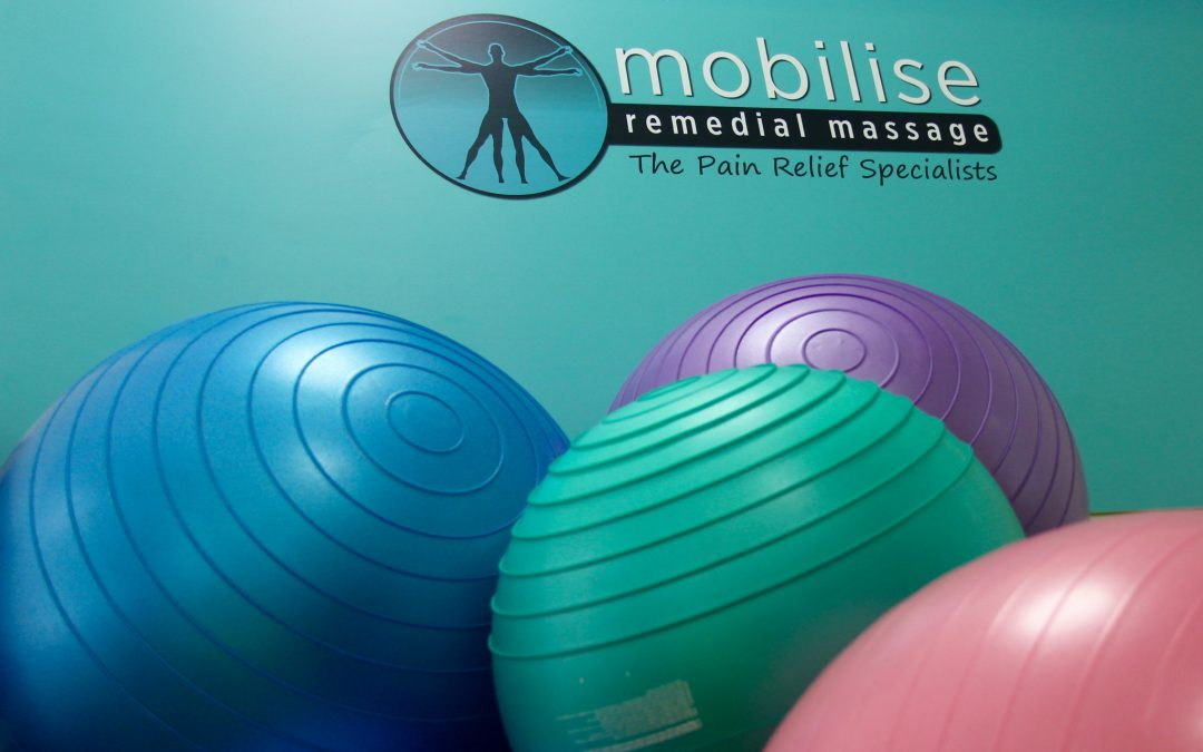 Some benefits of Remedial Massage at Mobilise