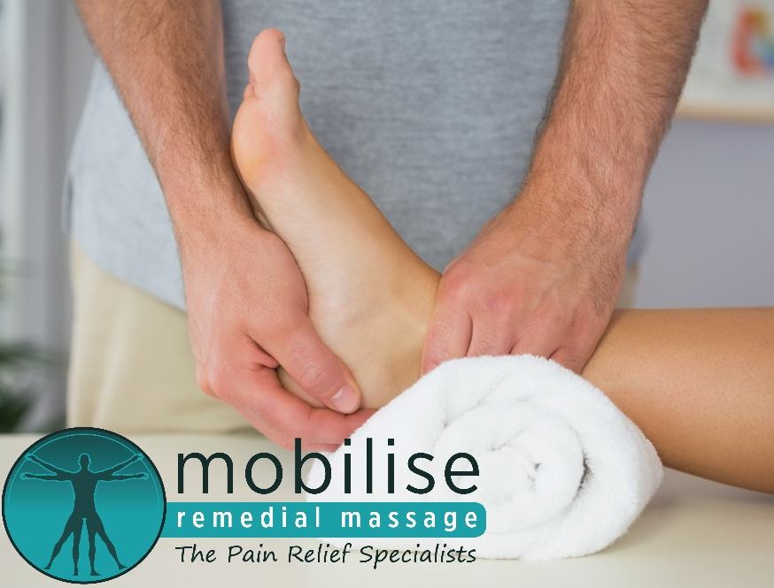 How can Myotherapy and Massage treat Plantar Fasciitis?