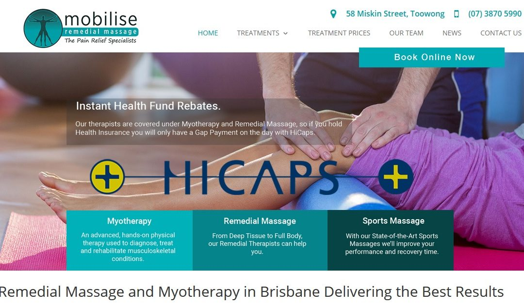 We have a new Website! And why the name change from MST to Myotherapy….