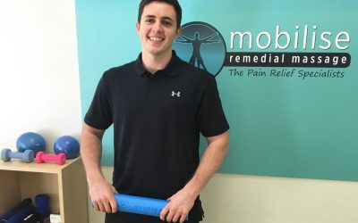Welcome Zac Dolan-Bowman, Remedial Massage Therapist